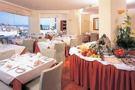 Vila Mos apartments restaurant