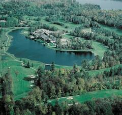 Property Photo: Delta Pinestone Resort