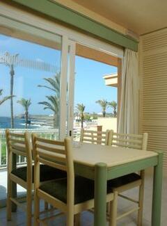 Rafalet Apartments lounge