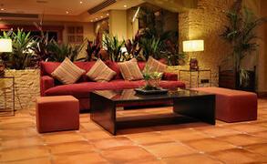Intur Bonaire 4 star hotel reception
