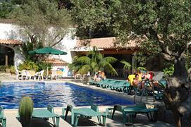 Soller Garden Bungalows swimming pool