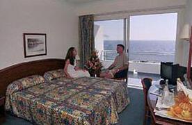 VIK Hotel San Antonio Hotel bedroom