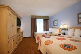 Property Photo: Embassy Suites Lake Buena Vista bedroom