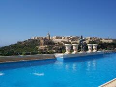 Property Photo: Grand Hotel Gozo pool