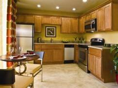 Property Photo: Residence Inn Treasure Island kitchen