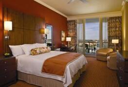 Residence Inn Treasure Island bedroom