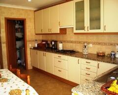 Salvador Villa kitchen