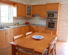 Teixeira Villa kitchen