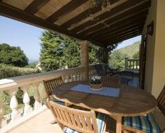 Property Photo: Alcudia House balcony
