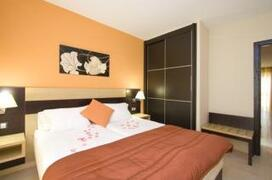 Property Photo: Playa Feliz apartment bedroom