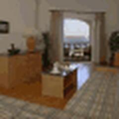 Tramontana Park Apartments lounge