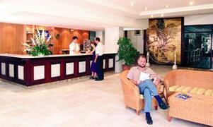 Cala Gran Apartments reception