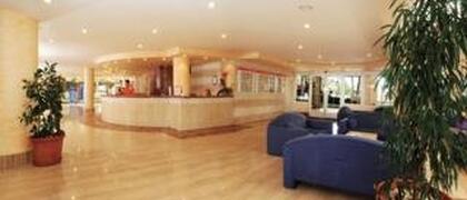 Viva Bahia Apartments reception