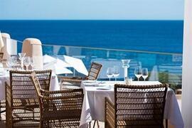 Vilalara Thalassa Resort terrace