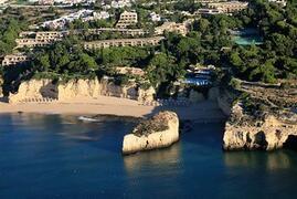 Vilalara Thalassa Resort view