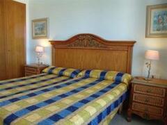 Isla Paraiso Aparthotel bedroom