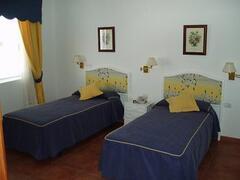 Vigilia Park Apartments bedroom