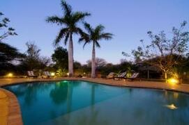 Property Photo: Kubu Safari Lodge pool