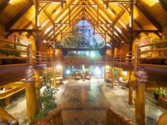 Property Photo: knysna Log Inn reception