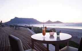 Property Photo: Lagoon Beach Hotel terrace