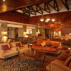 Property Photo: Drakensberg Sun Hotel reception