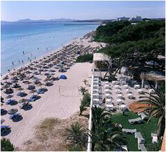 Property Photo: Ses Fotges Apartments beach