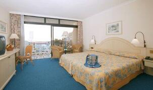 Sandy Beach Hotel bedroom