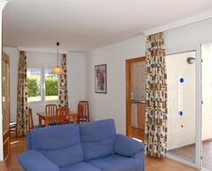 Ciutadella 3 bedroom villa lounge