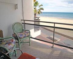 Property Photo: Cambrils 2 bedroom apartment balcony
