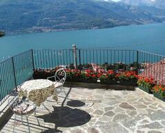 Property Photo: Bellano Lake Como Apartment view