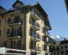 Property Photo: Saint Gervais 2 Bedroom Apartment