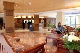 Marins Playa Apartments reception