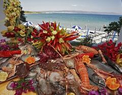 Property Photo: Sea food of Coral Bay