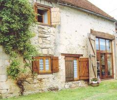 Property Photo: Creuse Farmhouse Exterior