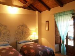 Andrèe's room