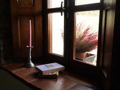 little window