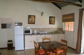 Property Photo: Smaller units kitchen