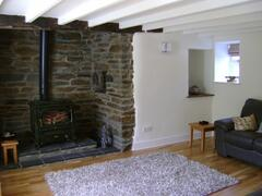 Property Photo: The Farmhouse snug