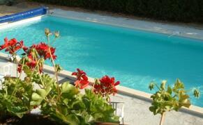 12 x 6 m heated pool