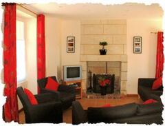 salon with wi fi & sat TV