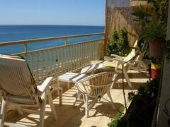 Property Photo: Front Balcony