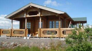 Property Photo: Cabin front