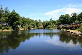 Glan Gwna Lake