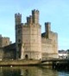 Caernarfon Castle - 2 miles from the Chalet