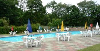 Open Air Pool On site