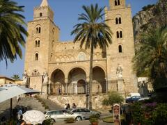 The arabic-norman cathedral