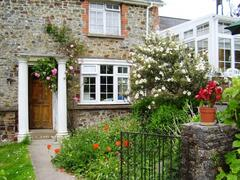 Property Photo: Upcott Squire House in Summer Time