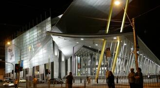 Exhibition Centre nearby