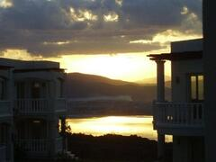 Property Photo: Sun rise from Balcony