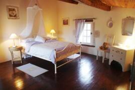 Property Photo: Elegant Mezzanine Bedroom